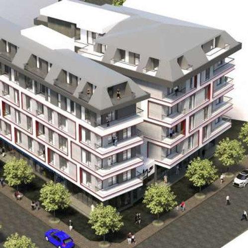 Новая квартира-люкс 2+1 в центре Аланьи
