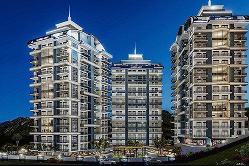 ALBIMO LOFT: новый элитный жилой комплекс (Махмутлар)