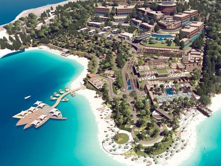 Турция открывает отели на Мальдивах и в Мексике