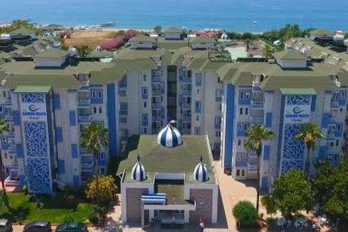 Пятизвёздочный отель на 1 линии моря (Конаклы)