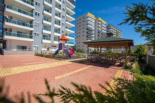 Новые, роскошные апартаменты 2+1 в самом красивом месте Махмутлара!
