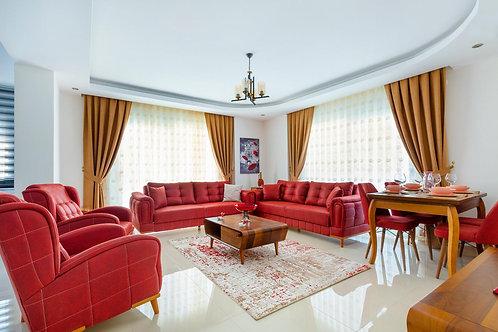 Новые апартаменты 2+1 в Махмутларе