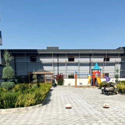 Новая трёхкомнатная квартира в Анталье (Кепез)