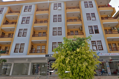 Европейский городской апарт-отель в Аланье (Оба)