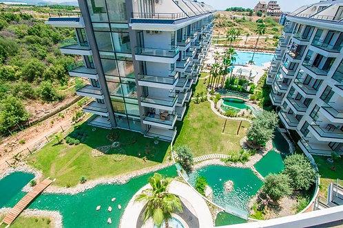"""Апартаменты """"под ключ"""" в комплексе с инфраструктурой СПА-отеля (Кестель)"""