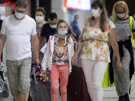 Как долго у туристов, прилетающих в Турцию, будут требовать результаты теста на коронавирус?