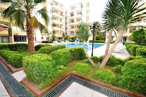 Апартаменты 2+1 в еврокомплексе (Махмутлар)