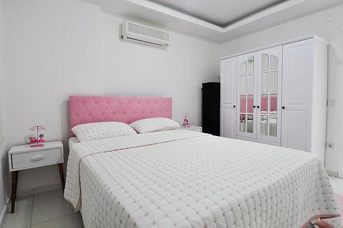 Меблированные апартаменты 1+1 в Кестеле