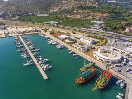 Турция активно развивает яхтинг