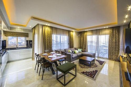 Новые апартаменты 1+1, 2+1, 3+1, 5+1 в роскошном комплексе со SPA-зоной