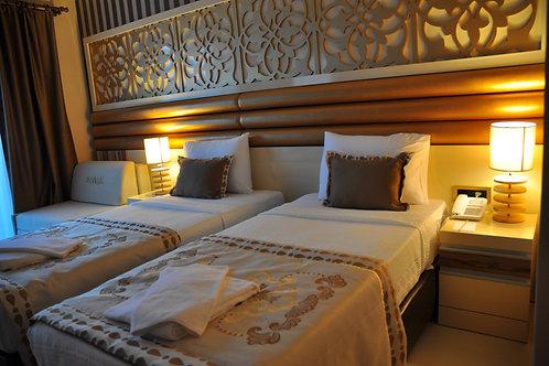 Пятизвёздочный отель на 1 линии моря (Кемер)