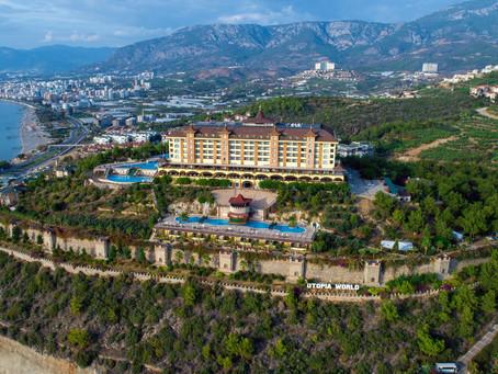 Знаменитый отель в Аланье сменил собственника