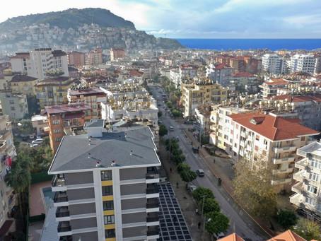 Продажи недвижимости в Турции вышли в онлайн