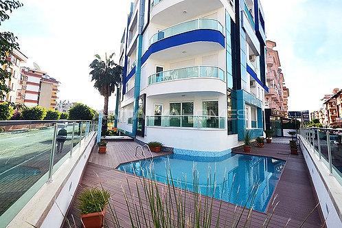 Апартаменты элит-класса 1+1 (Оба)