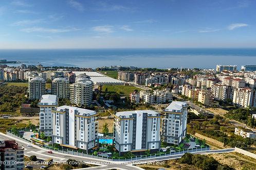 Emerald Paradise: новый инвестиционный проект у подножия Торосских гор!