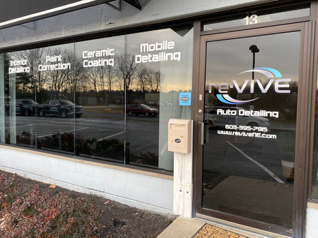 re-VIVE Auto Detailing expands presence in Portsmouth NH