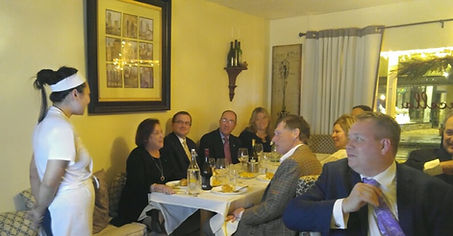AEF Dinner Forcella