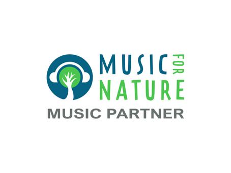 Music For Nature - Musik hören und dabei die Umwelt retten