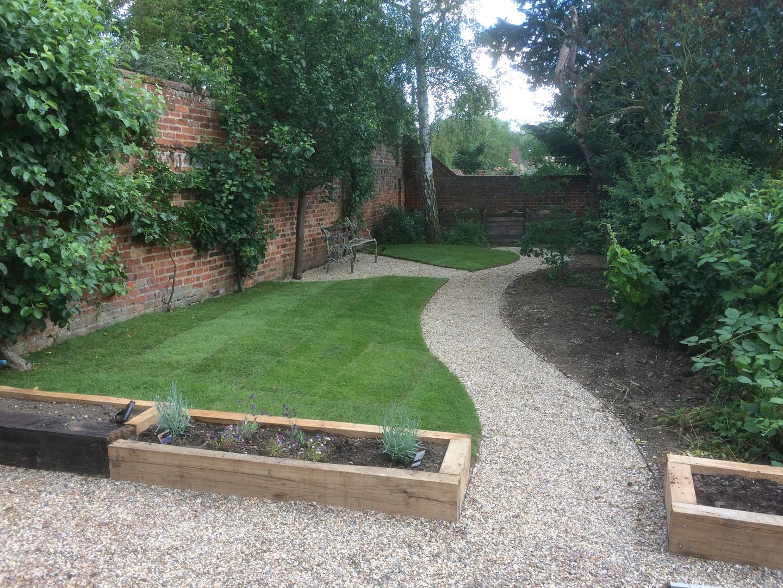 Complete Garden Make Over