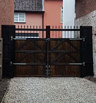 Heavy Duty Garden Gates