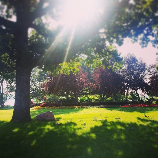 park shawnee lake