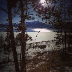 Lovely views at Lake Dillon