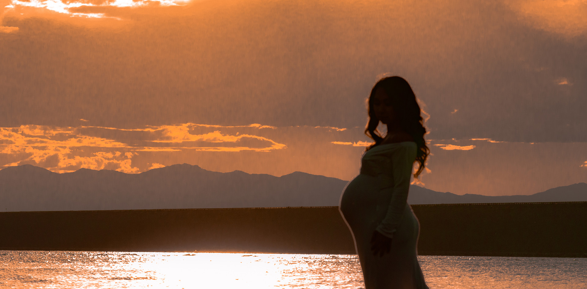 Maternity fine-art photography
