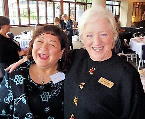 2017 - Helen and Margaret
