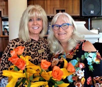 Aug 2017 - Debbie & Trena