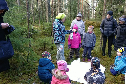 Family Camp - Nature & Culture