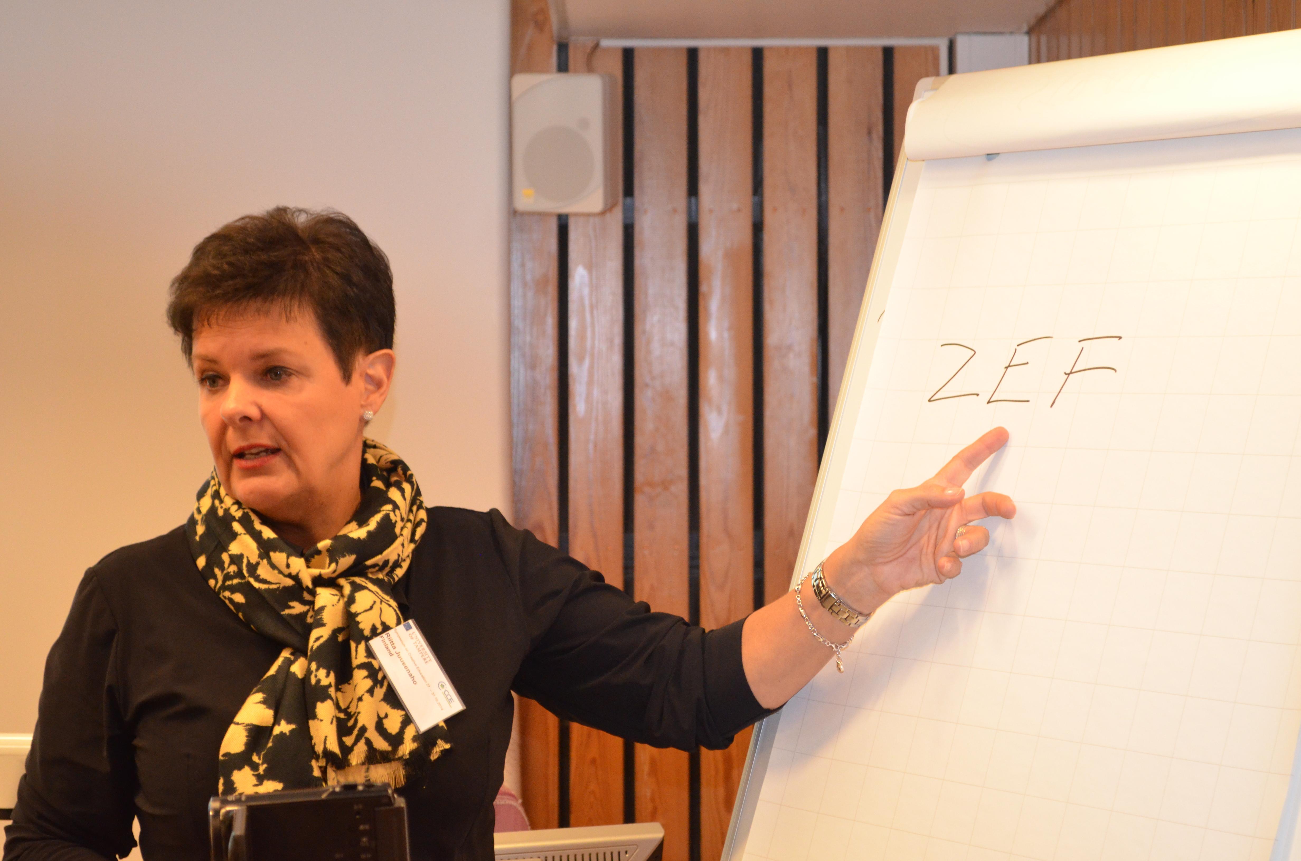Dr. Riita on Finland Education