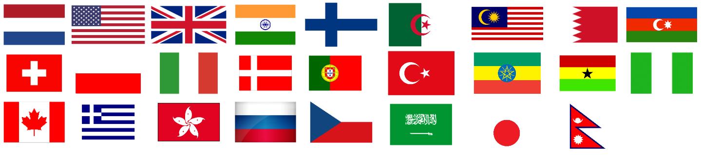 Visa and travel formalities