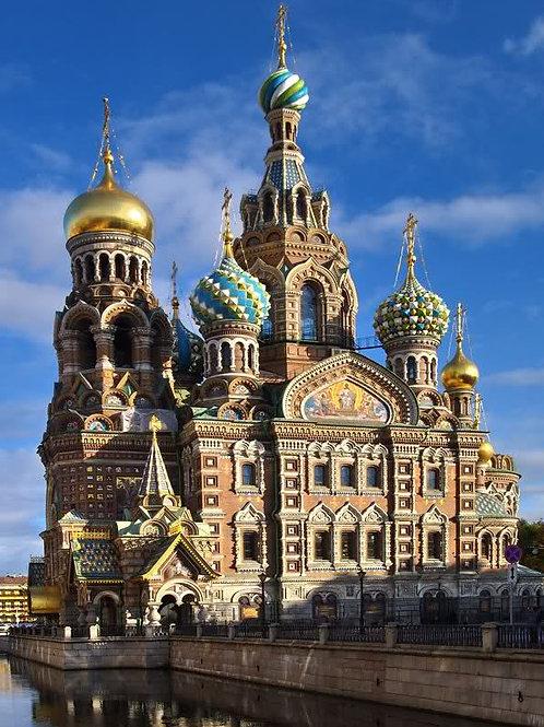 Visa Free Russia/St. Petersburg  (4N/5D)