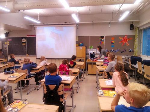 Finland Education (K-12) Comprehensive School Tour - 2020