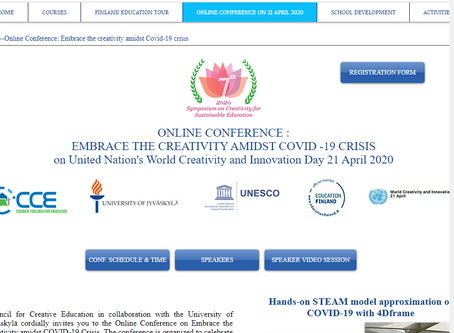 Massive response: More than 12,000 unique visitors at CCE-Finland's Global Online Conference
