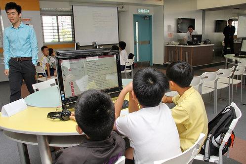 Digital game based learning