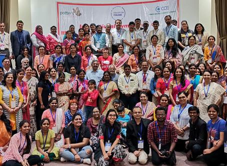International Symposium on 'Developing Schools Creatively'