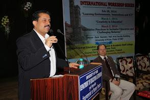 Speaker Heramb Kulkarni