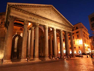 There's No Place like Rome for the Holidays