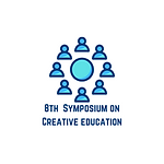 8th Symposium on Creative education Logo