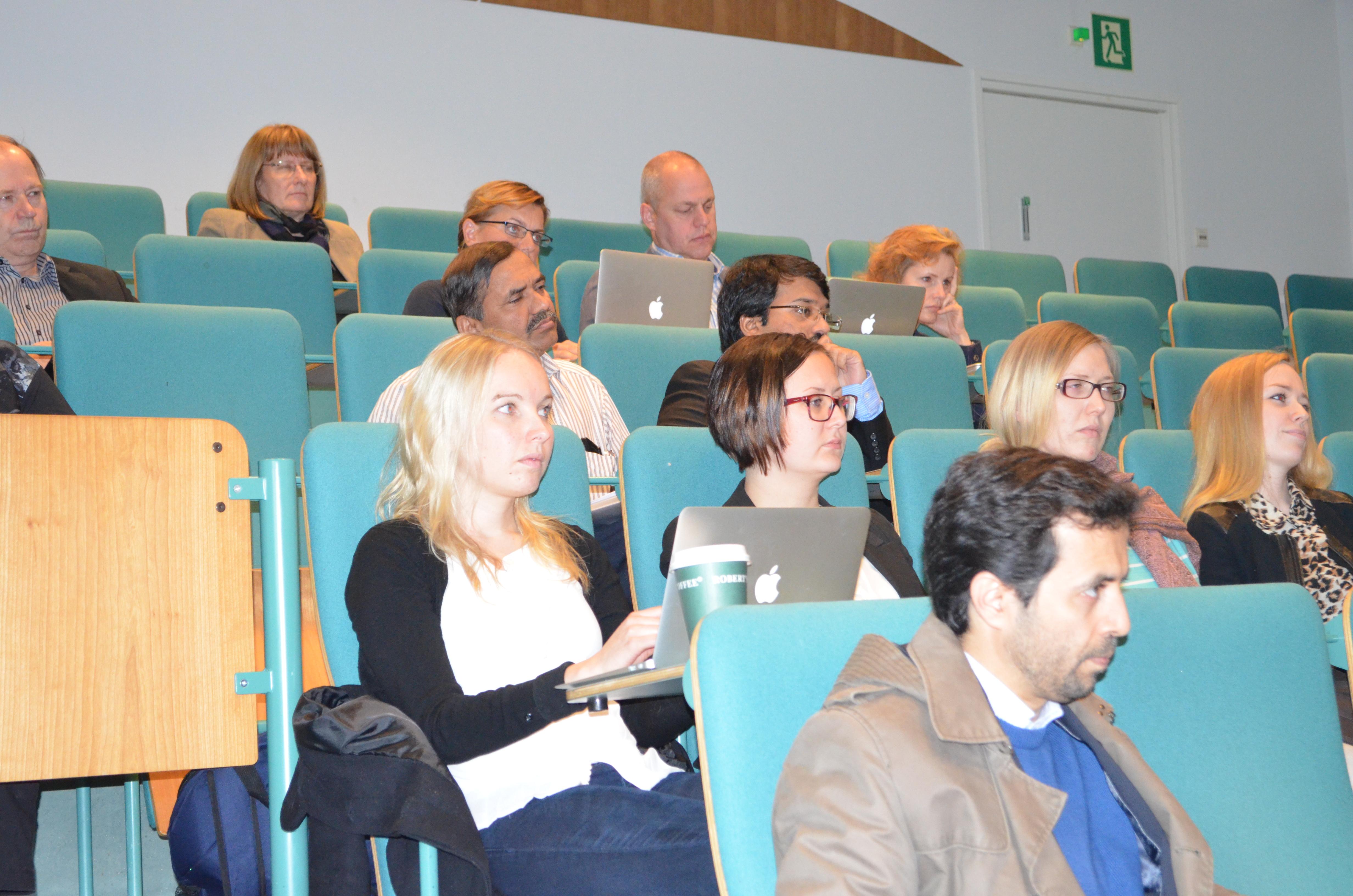 Participants in Symposium