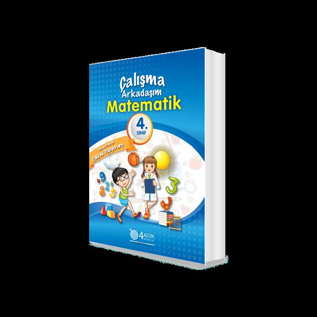 4 Sinif Matematik Calisma Arkadasim Fkd Kitap