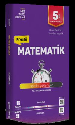 5. Sınıf Matematik Prestij Yeni Nesil Soru Bankası