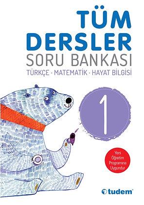 1.Sınıf Tüm Dersler Soru Bankası