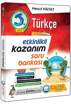5.Sınıf Türkçe Kazanım Soru Bankası