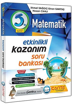 5.Sınıf Matematik Kazanım Soru Bankası