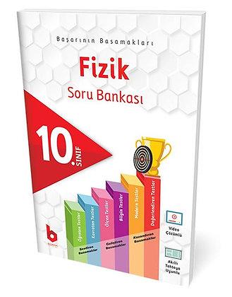 10. SINIF FİZİK SORU BANKASI