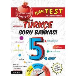 5. Sınıf Mavi Türkçe Soru Bankası Fen Liselerine Hazırlık