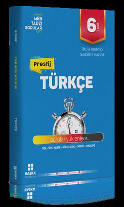 6 Sınıf Türkçe Prestij Yeni Nesil Soru Bankası