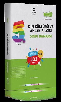 5. Sınıf Din Kültürü Ve Ahlak Bilgisi Soru Bankası Başka Yayıncılık